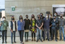 L'IVAM presenta una instal·lació interactiva del col·lectiu Laboratorio de Luz