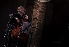 El violonchelista Ivan Balaguer interpreta en el Almudín a Bach, Sibelius, Hindemith y Rósza