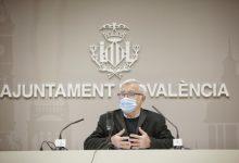 """Joan Ribó destaca """"la revolució de la mobilitat"""" que ha experimentat València en sis anys"""