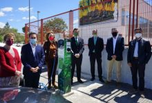 El Ivace financia con 2 millones de euros 246 proyectos para estaciones de recarga públicas de vehículos eléctricos