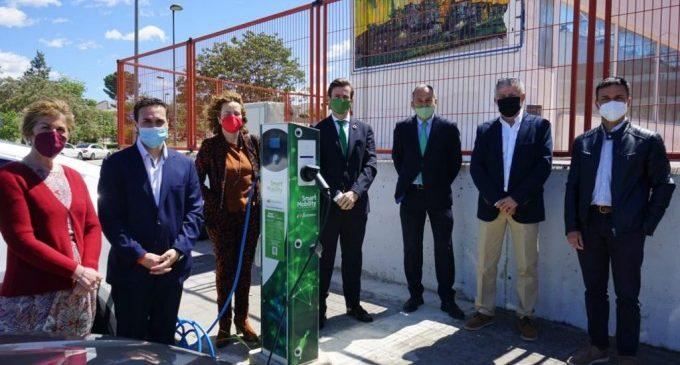 L'Ivace finança amb 2 milions d'euros 246 projectes per a estacions de recàrrega públiques de vehicles elèctrics