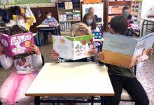 Benetússer amplia les biblioteques dels seus centres escolars amb llibres que fomenten la igualtat i la coeducació