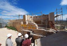El vicepresidente Bielsa visita proyectos financiados por la Diputació en el Camp de Túria