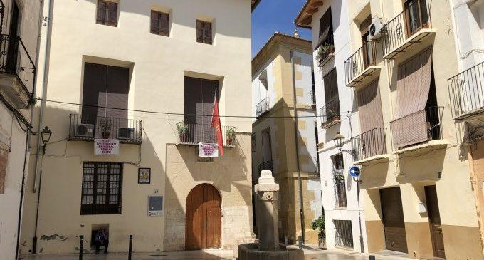 Xàtiva reabre el próximo lunes 24 el centro social ubicado en la Plaza Roca