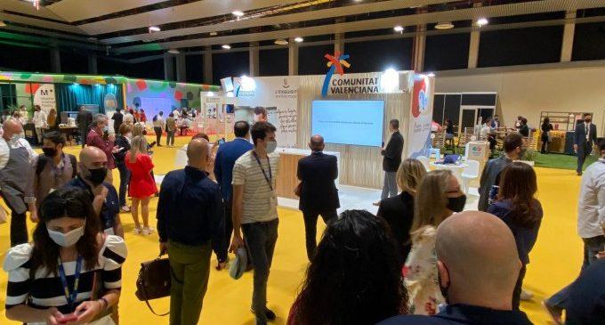Turisme impulsa la Comunitat Valenciana como destino gastronómico en Madrid Fusión 2021