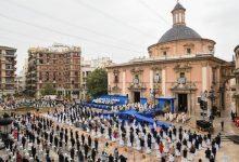 """València celebra """"amb èxit"""" i sense incidents la Missa d'Infants, el primer acte multitudinari de l'últim any"""