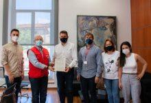 Alfafar firma un convenio con Cruz Roja Española para la formación de jóvenes