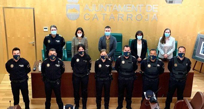 La Policia Local de Catarroja es reforça amb 7 nous agents