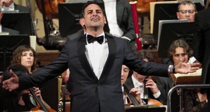 L'Orquestra de València i Juan Diego Flórez interpreten una selecció de cèlebres àries veristes i belcantistes