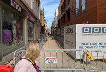Catarroja camina cap a espais més amables per als vianants amb la remodelació del carrer Paluzié
