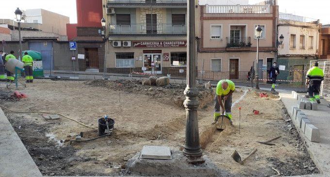 Paterna millora les vies i espais públics de tots els barris i àrees industrials