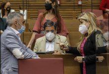 """Ortiz assumeix el càrrec de síndica del PP en Corts """"temporalment"""" fins que """"no hi haja una altra decisió"""" del partit"""