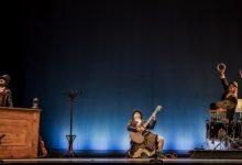 El Rialto presenta l'estrena absoluta de 'Paüra' de la companyia Lucas Escobedo
