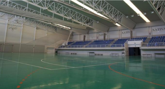 El pavelló Francisco Ballester de Xàtiva albergarà les proves d'accés a la Universitat en les que participaran uns 500 estudiants