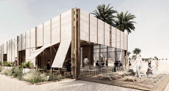 Gandia presenta en Fitur el quiosquet sostenible que serà una realitat a partir de 2025