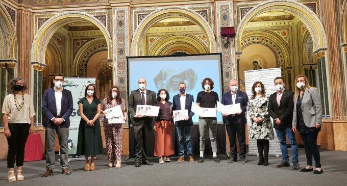 """La Diputació de València lliura els III Premis GO! """"consolidats en la transparència"""""""