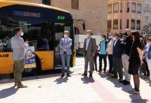 La Conselleria de Mobilitat presenta a Llíria el bitllet senzill QR per a Metrobus