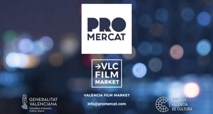 Cultura selecciona 32 projectes audiovisuals per a participar en la primera edició de Promercat-València Film Market