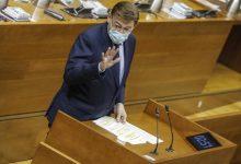 """Puig promete luchar para que """"nadie se sienta fuera"""" de la Comunitat: """"Esa es la libertad de verdad"""""""