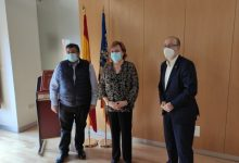 Alzira pide a la Delegación del Gobierno que intermedie en la condonación de los préstamos de la pantanada
