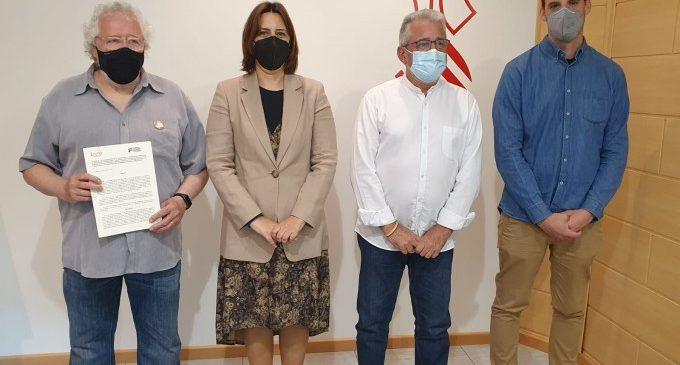 La Generalitat i les associacions memorialistes signen per primera vegada un conveni de col·laboració