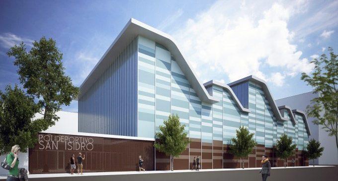 Adjudicat el contracte de direcció d'obres del Centre Esportiu Sant Isidre