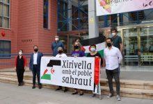 Xirivella dona suport a la Marxa per la Llibertat del Poble Sahrauí