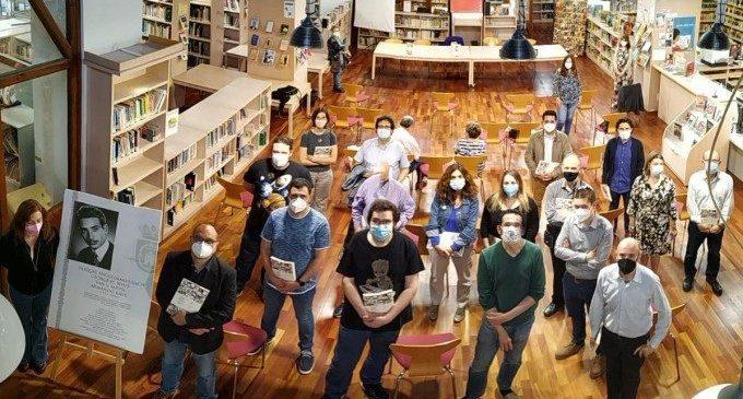 Llíria presenta el llibre 'Certamen literari Pascual Enguídanos George H. White. Relats premiats 2015-2019'