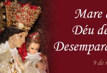 Torrent celebra els actes en honor de la seua patrona, la Verge dels Desemparats