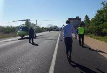 Condemnada a tres anys i nou mesos de presó la conductora èbria que va causar la mort a tres ciclistes a Oliva
