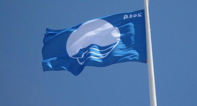 153 platges de la Comunitat Valenciana aconsegueixen bandera blava
