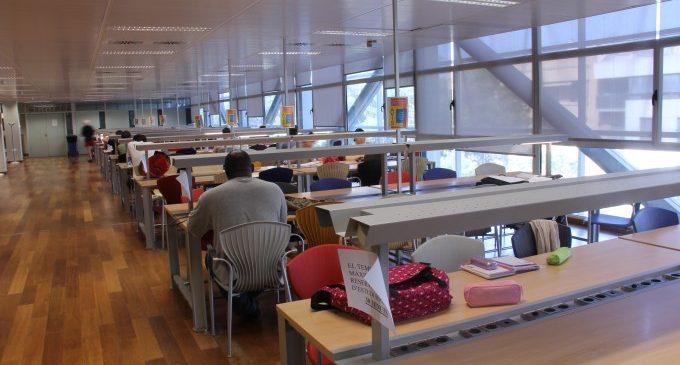 Torrent amplia l'horari de biblioteques per a la temporada d'exàmens