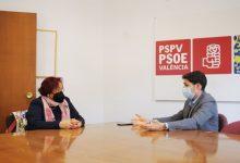 """Sanjuán: """"El democràtic és que la plaça siga un lloc de trobada per a tots els moviments associatius"""""""