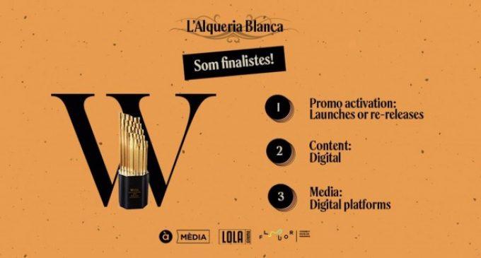 La campaña de À Punt para la vuelta de L'Alqueria Blanca, nominada a unos premios internacionales de publicidad