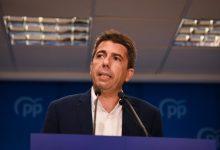 Mazón, el candidato a presidente del PPCV que busca dar el salto de la Diputación de Alicante a la Generalitat