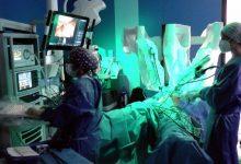 Realitzen la primera cirurgia toràcica sense ingrés de la Comunitat Valenciana gràcies a un robot