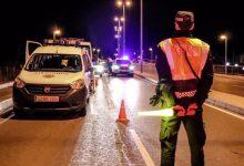 La vigilància policial nocturna es reforça el cap de setmana a la Comunitat Valenciana per a controlar el toc de queda