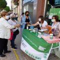 L'Associació Espanyola Contra el Càncer de Massamagrell recapta més de 1.200 euros