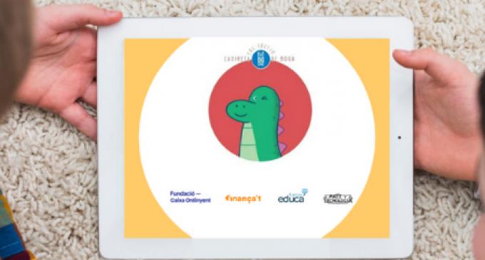 L'App interactiva de contes infantils de la Fundació Caixa Ontinyent supera les 10.000 descàrregues