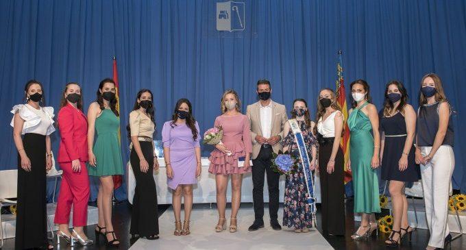Irina Llorca, escollida Reina de les Festes d'Almussafes per a 2021
