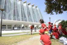 La Ciutat de les Arts i les Ciències ofrece una escuela de verano con actividades de ciencia y medio ambiente