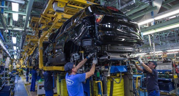 Ford Almussafes adelanta los días de ERTE de julio a junio por la caída de la demanda