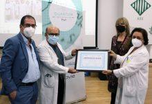 L'Hospital General de València es converteix en centre d'excel·lència en el tractament de l'artritis psoriàsica