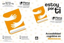 """""""Volem llegir fàcil"""" fomenta l'accessibilitat a lectura per a les persones amb discapacitat intel·lectual"""