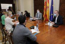 La Comunitat Valenciana retarda el toc de queda a la una i amplia al 75% l'aforament en espais tancats