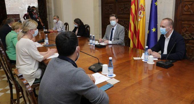La Comunidad Valenciana retrasa el toque de queda a la una y amplia al 75% el aforo en espacios cerrados