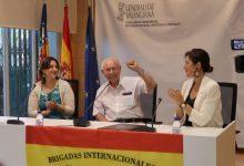 Mor Josep Almudéver, l'últim brigadista internacional