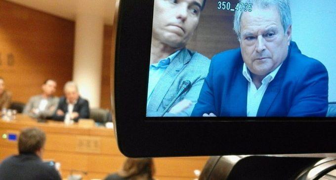 El jutjat obri judici oral contra Rubio, Rus i 24 acusats més pels 'zombis' en Imelsa i Ciegsa