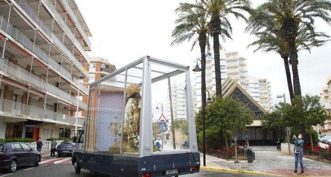"""La Geperudeta recorre en el seu """"maremòbil"""" localitats pròximes a València"""