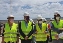 """Marzà: """"Tenim prevista una inversió de 82,1 milions d'euros a la Safor per a construir i millorar 44 centres educatius"""""""